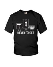 Funny Science Technology T-Shirt  Youth T-Shirt thumbnail