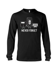 Funny Science Technology T-Shirt  Long Sleeve Tee thumbnail
