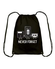 Funny Science Technology T-Shirt  Drawstring Bag thumbnail