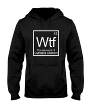 WTF 45 Shirt Hooded Sweatshirt thumbnail