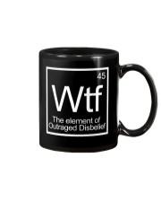 WTF 45 Shirt Mug thumbnail