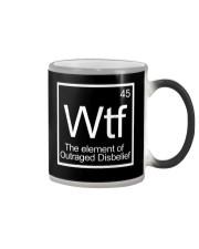 WTF 45 Shirt Color Changing Mug thumbnail