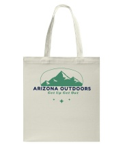 Arizona Outdoors Get Up Get Out Tote Bag thumbnail