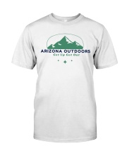 Arizona Outdoors Get Up Get Out Classic T-Shirt thumbnail
