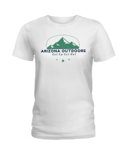 Arizona Outdoors Get Up Get Out Ladies T-Shirt thumbnail