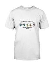 Grateful Distancing Classic T-Shirt front