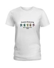 Grateful Distancing Ladies T-Shirt thumbnail