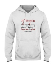 Year 30Th Birthday  Hooded Sweatshirt thumbnail