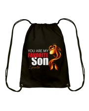 You Are My Favorite Son I Promise Drawstring Bag thumbnail