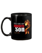 You Are My Favorite Son I Promise Mug back