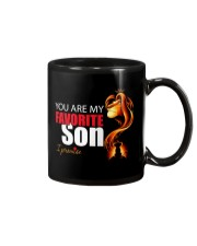 You Are My Favorite Son I Promise Mug front