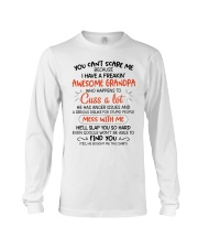 I Have A Freakin' Awesome Grandpa Long Sleeve Tee thumbnail