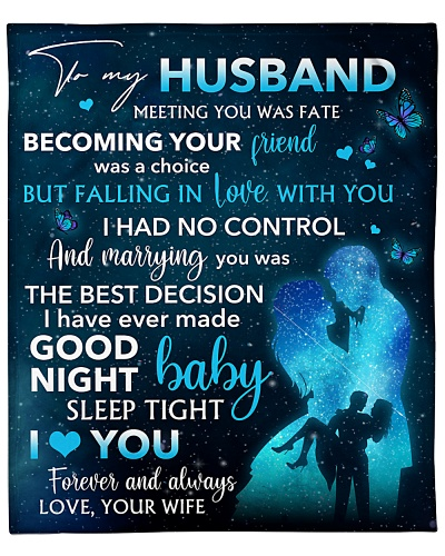 To My Husband Marrying You Was The Best Decision