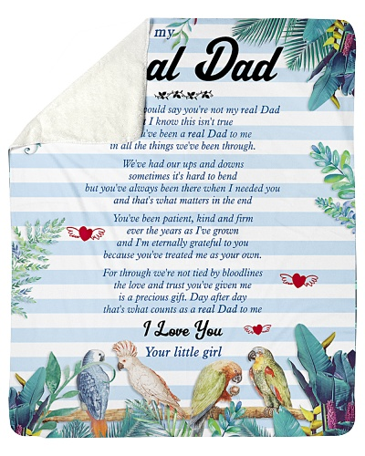 To My Real Dad