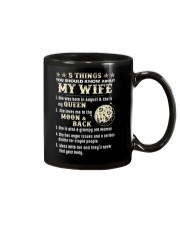 5 Things You Should Know About My Wife Mug thumbnail