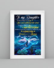 Daughter Dolphin Whisper Back I Am The Storm 11x17 Poster lifestyle-poster-5