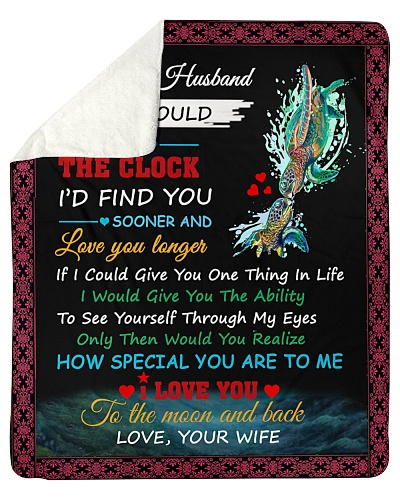 To My Husband I Love You To The Moon And Back