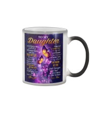 Butterfly-Im Proud Of You Mom-To-Daughter Color Changing Mug thumbnail