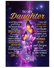 Butterfly-Im Proud Of You Mom-To-Daughter 11x17 Poster thumbnail