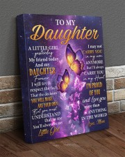Butterfly-Im Proud Of You Mom-To-Daughter 16x20 Gallery Wrapped Canvas Prints aos-canvas-pgw-16x20-lifestyle-front-10