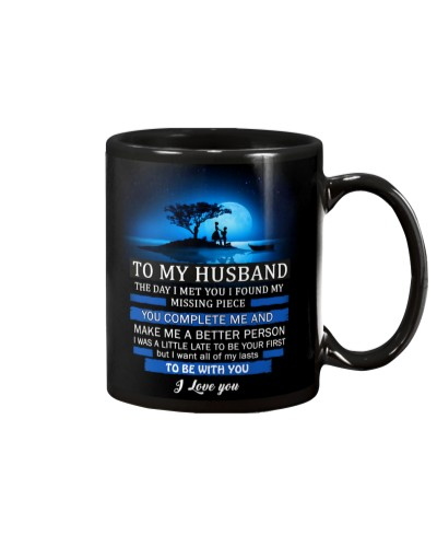 To My Husband I Want To Be With You