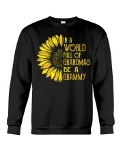In A World Full Of Grandmas Be A Grammy Crewneck Sweatshirt thumbnail