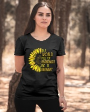 In A World Full Of Grandmas Be A Grammy Ladies T-Shirt apparel-ladies-t-shirt-lifestyle-05