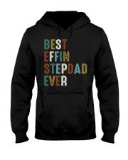 Best Effin Stepdad Ever Hooded Sweatshirt thumbnail