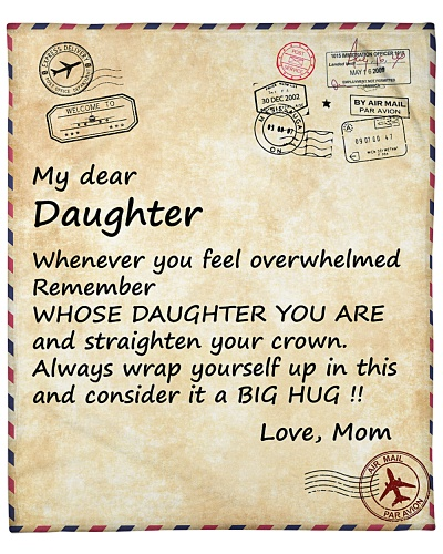 Daughter Remember Straighten Your Crown