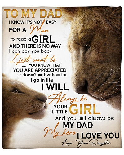 Dad Lion You'll Always Be My Dad My Hero ILove You