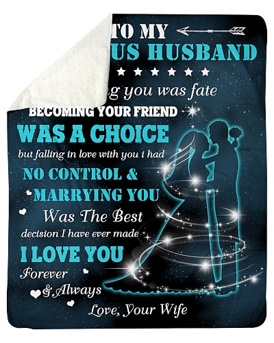 To My Gorgeous Husband I Love You Forever Always