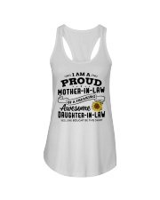 I Am A Proud MIL Of A Freaking Awesome DIL Ladies Flowy Tank thumbnail