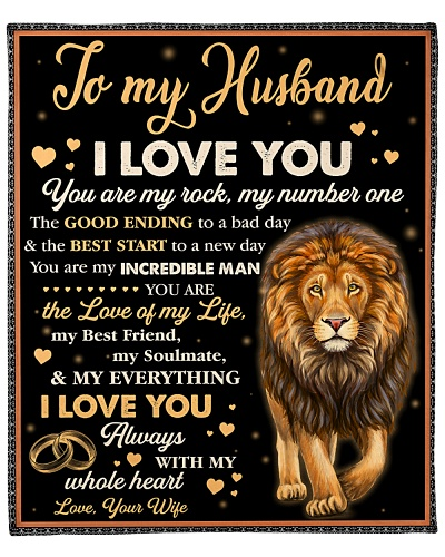 To Husband I Love You Always With My Whole World