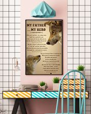 My Father My Hero 11x17 Poster lifestyle-poster-6