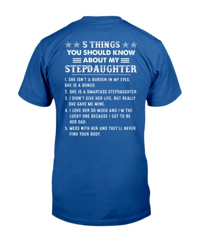 5 Things You Should Know About My StepDaughter