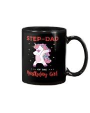 Step-Dad Of The Birthday Girl Mug thumbnail