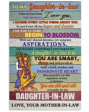 U Are Still And Will Eternal Be My Daughter-In-Law 11x17 Poster front