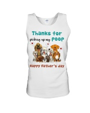 Thanks for picking up my poop  Unisex Tank thumbnail