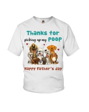 Thanks for picking up my poop  Youth T-Shirt thumbnail