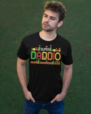 Super Daddio - For Dad Classic T-Shirt apparel-classic-tshirt-lifestyle-front-43