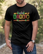 Super Daddio - For Dad Classic T-Shirt apparel-classic-tshirt-lifestyle-front-53