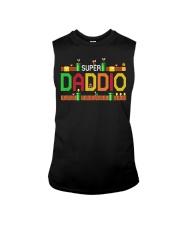Super Daddio - For Dad Sleeveless Tee thumbnail