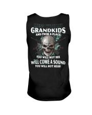 Mess With My Grandkids Unisex Tank thumbnail