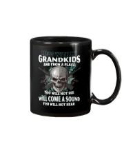 Mess With My Grandkids Mug thumbnail
