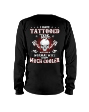 I Have Tattooed Wife Long Sleeve Tee thumbnail