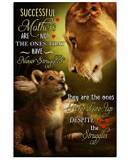 Successful Mothers They're The Ones Never Give Up 11x17 Poster front