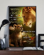 Successful Mothers They're The Ones Never Give Up 11x17 Poster lifestyle-poster-2