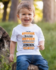 I Get My Attitude From My Freakin' Awesome Mother Youth T-Shirt lifestyle-youth-tshirt-front-4