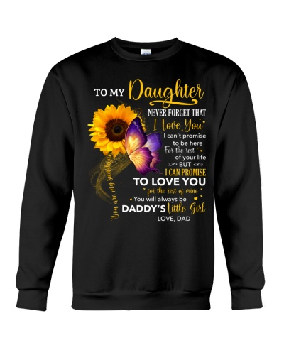 Daughter You'll Always Be Daddy's Little Girl