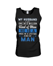 My Husband Is Not A One In A Million Kind Of Man Unisex Tank thumbnail